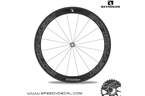 Reynolds Strike SLG - adesivi per ruote
