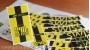 DT Swiss 240s - adesivi personalizzati per mozzi