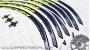Fulcrum Racing Quattro LG disc - adesivi per ruote
