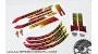 Specialised Roval Fattie 650B 2015 - adesivi personalizzati per cerchi mtb