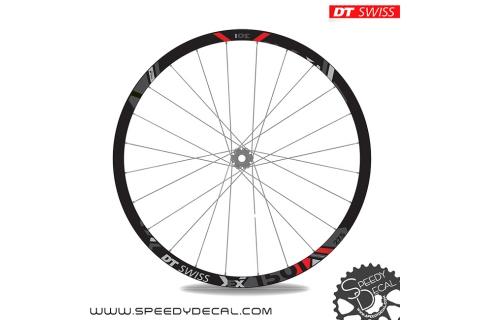 DT Swiss 1501 - adesivi per ruote