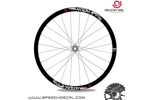 Industry Nine Enduro 305 - adesivi per ruote