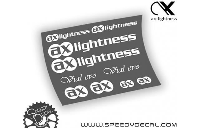 AX LIGHTNESS Vial Evo - adesivi per telaio