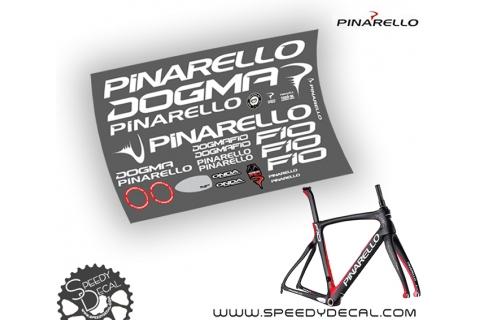 Pinarello Dogma F10  - kit adesivi per telaio