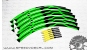 Mavic XA Elite - XA Pro Carbon 2017 - adesivi personalizzati per cerchi mtb
