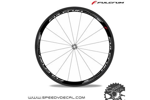 Fulcrum Racing Quattro Carbon - adesivi per ruote