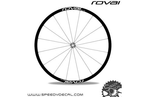 Roval SLX 24 Disc - adesivi per ruote
