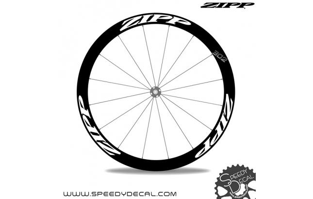 Zipp 302 Disc -  adesivi per ruote
