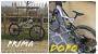 Rock shox Pike 2015 adesivi personalizzati