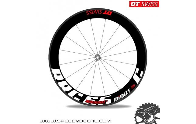 DT Swiss RRC 65 C - adesivi per ruote