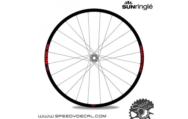 Sun Ringle Duroc 40 - adesivi per ruote
