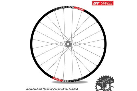 DT Swiss XR 331 29er - adesivi per ruote