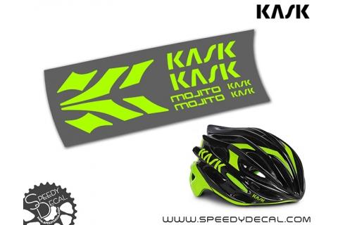 Kask Mojito - kit di adesivi per casco