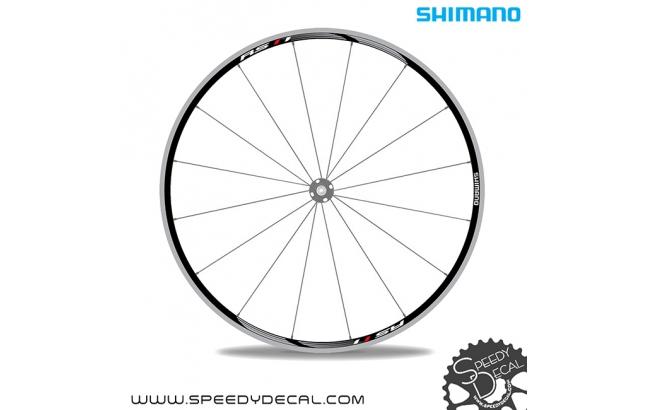 Shimano RS 11 - Adesivi per ruote