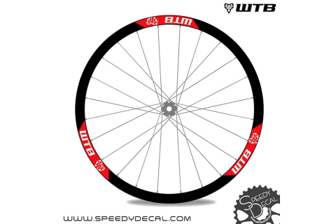 WTB - adesivi per ruote