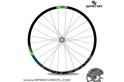 Syncros XR 1.5  - adesivi per ruote