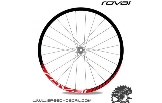 Roval Control carbon 2013 - adesivi per ruote
