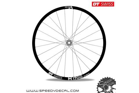 DT Swiss H1700 - adesivi per ruote