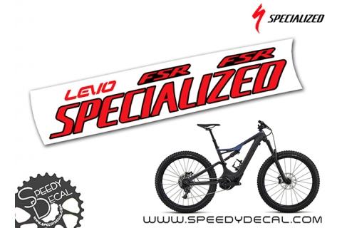 Specialized Turbo Levo Carbon 2018 -  kit adesivi