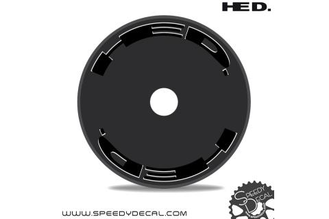 HED Jet Disc - adesivi per ruota lenticolare