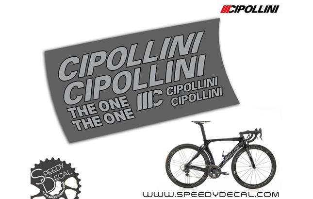 MCipollini The One - kit adesivi per telaio