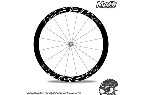 MCFK 45 - Adesivi per ruote