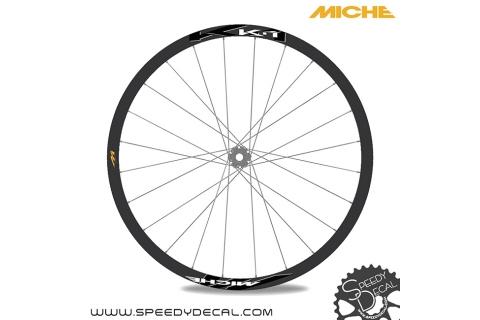Miche K1 - adesivi per ruote