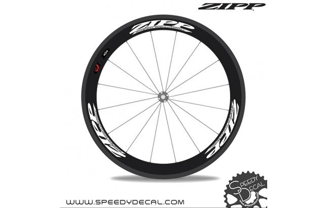 Zipp 404 Firecrest 2012 *kit adesivi per 1 ruota*