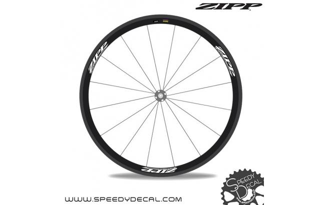 Zipp 202 Firecrest 2012 *kit adesivi per 1 ruota*