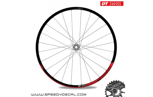 Dt Swiss X1825  - adesivi per ruote