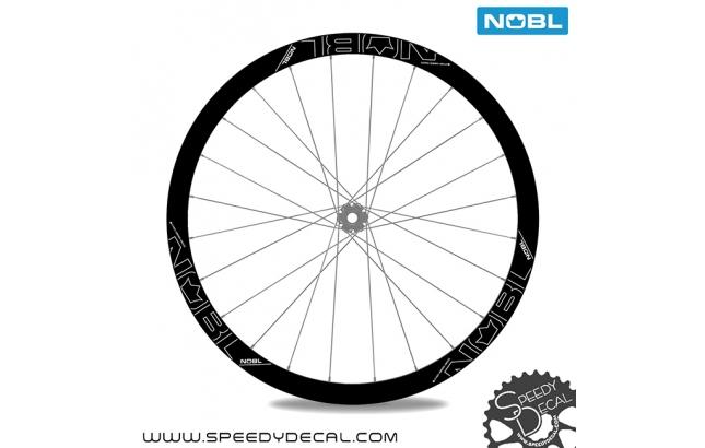 NOBL TR38 27.5 - adesivi per ruote