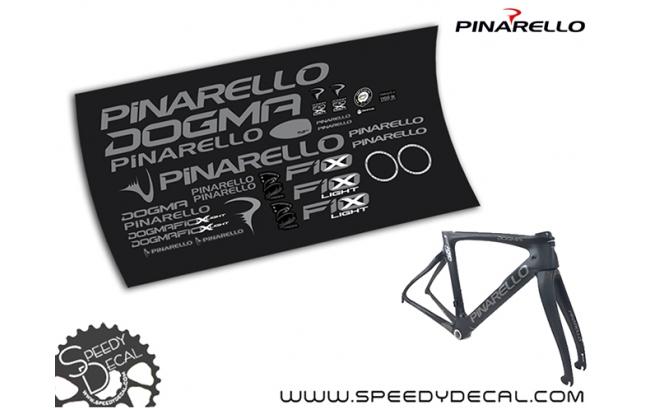 Pinarello Dogma F10x Light - kit adesivi per telaio