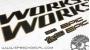 S-Works Epic FSR 2019 - kit adesivi telaio