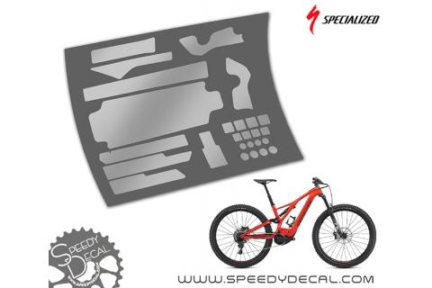 Specialized Turbo Levo FSR carbon 2019 - kit adesivi protettivi per telaio