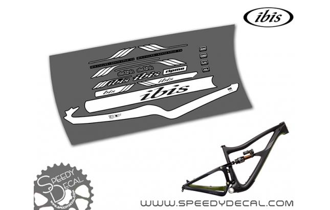 Ibis Cycles Ripmo - kit adesivi telaio