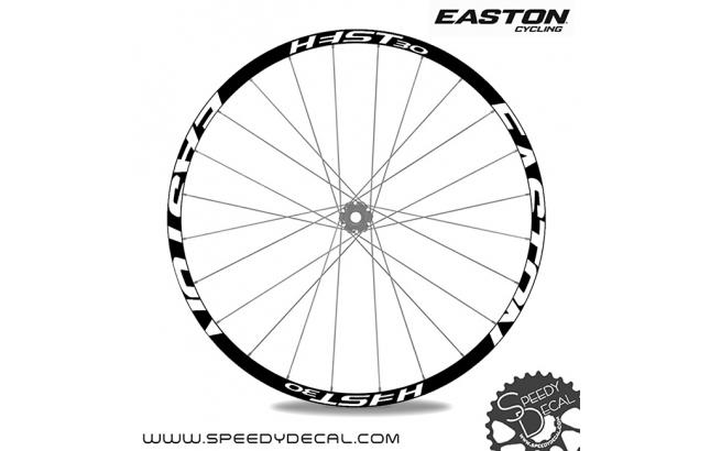 Easton Heist 30 - adesivi per ruote