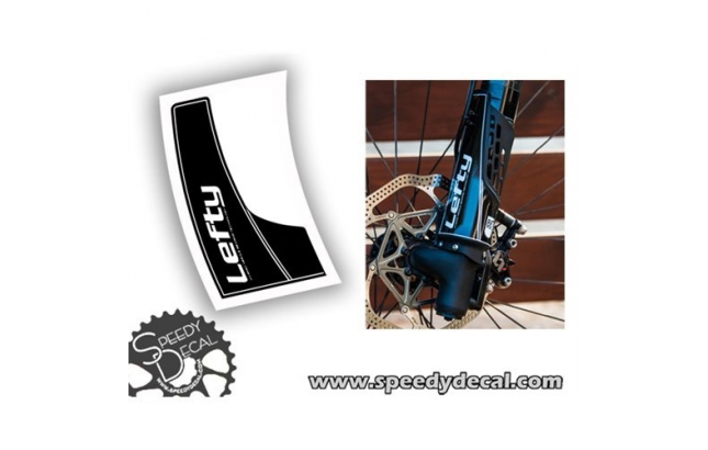 Adesivo paracolpi per forcella Cannondale Lefty 2.0