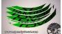 Roval Traverse fattie SL 2015 - adesivi personalizzati per ruote mtb