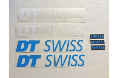 DT Swiss XMM 27.5 adesivo personalizzato