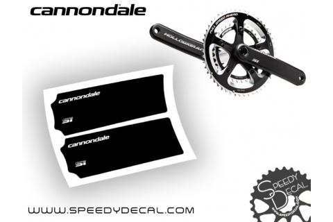 Cannondale Hollowgram SISL2- Pellicola protettiva per pedivelle