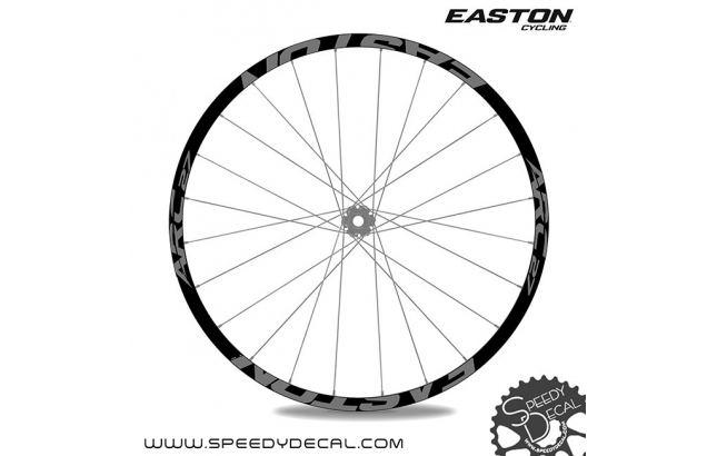 Easton ARC 27 - adesivi per ruote