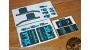 Fox Float X CTD 2015 Factory Series - adesivi personalizzati