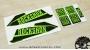 Rock shox Lyrik 2016 - adesivi personalizzati per forcella