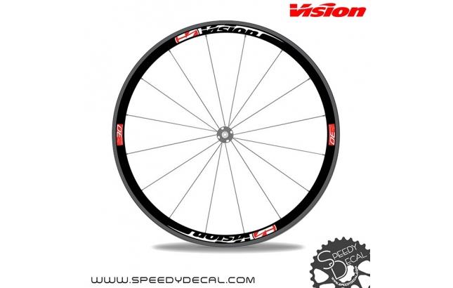 Vision Trimax  T30 - adesivi per ruote