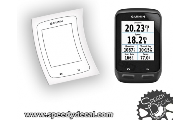 Garmin 510 - cover adesiva