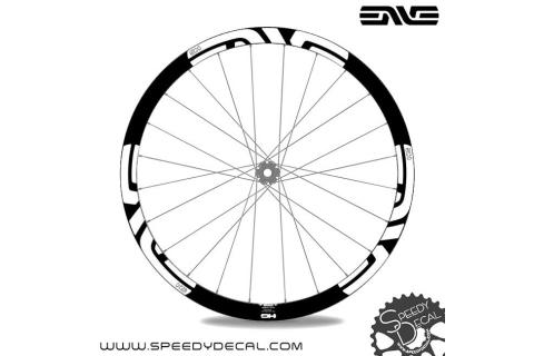 Enve DH carbon 26 27,5 29er adesivi personalizzati per ruote mtb