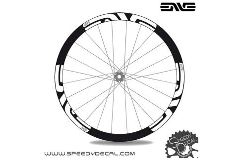 Enve AM carbon 26 27,5 29er adesivi personalizzati per ruote mtb