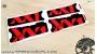 Sram XX1Eagle - Pellicola protettiva per pedivelle