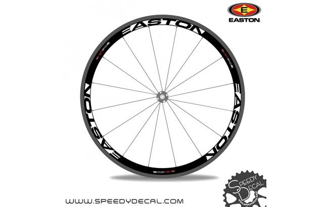 Easton Ec90 sl - adesivi per ruote