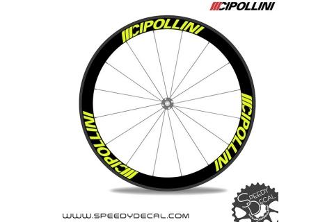 MCipollini - Adesivi personalizzati per cerchio con logo